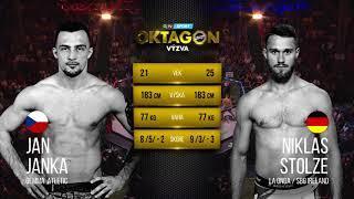 Report: Niklas Stolze Steps In At UFC Fight Night: Whittaker vs. Till