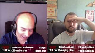 Fightful Holy Smokes MMA Podcast (5/1/18): Fedor Wins, UFC And Bellator Signings, UFC 224 Pros Picks