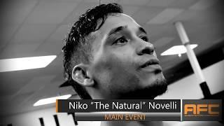 Alaska Fighting Championships 135 Results: Niko Novelli vs. Dominick Meriweather Headlines & Interim LHW Champion Dennis Bryant In Action