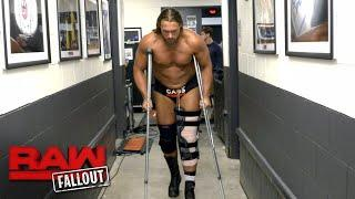 Big Cass Discusses Injury Rehab, Experiencing A Torn ACL