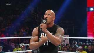 The Rock Responds To Randy Orton's Challenge For WWE WrestleMania 36