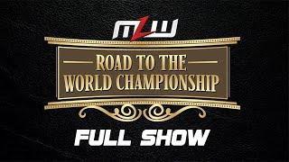 Major League Wrestling's Championship Tournament Rolls On