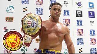 NJPW 'New Beginning' In Charlotte, NC Results (2/1/19): Juice Robinson Defends IWGP U.S. Title