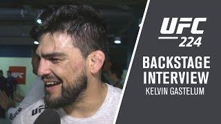 Lyoto Machida, Kelvin Gastelum, 'Jacare' Souza, Aleksei Oleinik Take Home UFC 224 Bonus Money