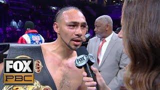 Keith Thurman vs. Josesito Lopez Averages 1.98 Million Viewers For Entire Fox Broadcast