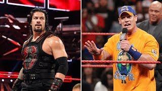 Fight-Size Wrestling Update: Cena-Roman Promo Reactions. GFW Viewership Way Down, Jack Gallagher Gets Stitched Up, More