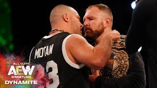 Jon Moxley Talks Eddie Kingston Match On AEW Dynamite Influencing Plans For Full Gear