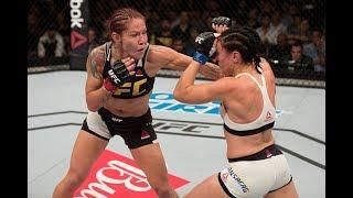 Cyborg Believes She'll Fight Holly Holm After UFC 214