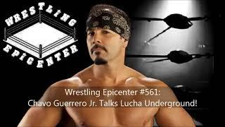 Chavo Guerrero Wants WWE To Jump In On Interpromotional Matches