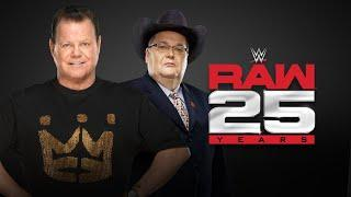 Jim Ross And Jerry Lawler To Reunite As Raw 25 Announce Team