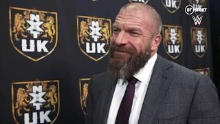 Triple H Says NXT UK Was Started To Create A Professional And Safe Working Environment For All
