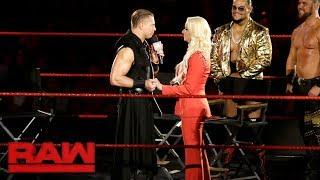 Miz Soon To Become A Father, Practices Disciplinary Methods On Enzo