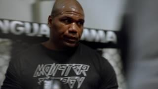 Rampage Unsure Of Contract Status With UFC