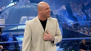 Kurt Angle Is Looking Forward To Working With Eric Bischoff & Paul Heyman Behind The Scenes In WWE