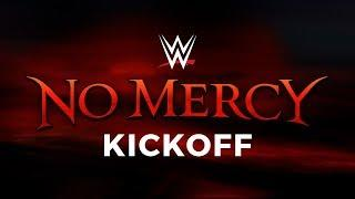 LIVE: WWE No Mercy Kickoff Show