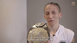 Report: Virna Jandiroba Defends Strawweight Title Against Janaisa Morandin At Invicta FC 31