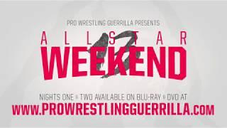 PWG All-Star Weekend 2018 Night 1 Preview!