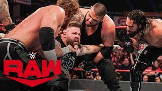 WWE Raw 2/24/20 Results: A Contract Signing, Seth Rollins Gets A New Disciple & Black vs. Rowan II