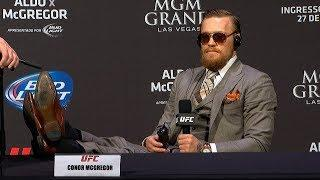 Report: Conor McGregor Signs New 6 Fight Deal With The UFC