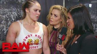 Ronda Rousey, Natalya Neidhart, And Bret Hart Have A Delightful Social Media Exchange
