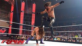 Seth Rollins Thinks The Story Of The Curb Stomp Could Be A WWE Network Special