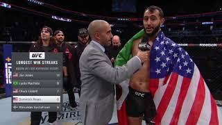 Dominick Reyes Already Thinking About Rematch With Jon Jones
