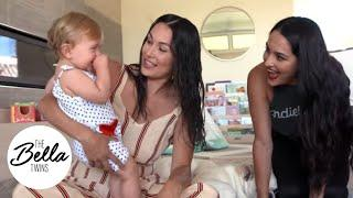 Birdie's playdate with Auntie Coco (Nikki Bella)