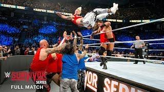 Full Match: 10-on-10 Traditional Survivor Series Tag Team Elimination Match: Survivor Series 2016