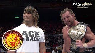 Kenny Omega Says Hiroshi Tanahashi Has Done Nothing For NJPW's International Fanbase