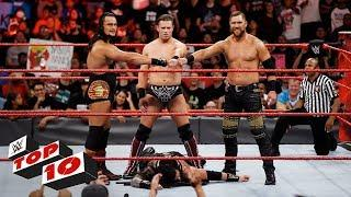 Fight-Size Wrestling Update: RAW Top 10, Shane O'Mac Mo-Cap, SmackDown Preview, More
