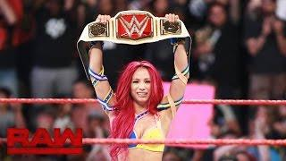 Sasha Banks told Steve Austin she started studying wrestling seriously when she was 10 years old