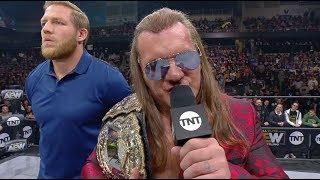 Ashley Massaro's Brother Killed, Chris Jericho Demo Win, NWA And IMPACT Lineups | Fight Size Update