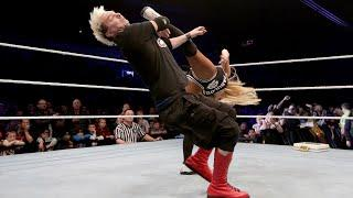 Appearing on Chris Jericho's podcast, James Ellsworth said the timing of his release from WWE caught him totally by surprise.