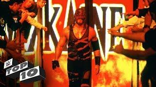 Kane Discusses How HIs Appearance At Super Show-Down Came About