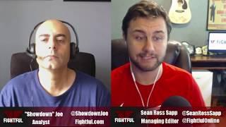 Showdown Joe: Two Divisions And One Big UFC Mess