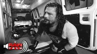 Storyline Injury Update On Roman Reigns And Braun Strowman