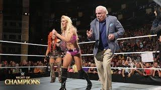 Charlotte Flair Posts Hopeful Message About Her Father