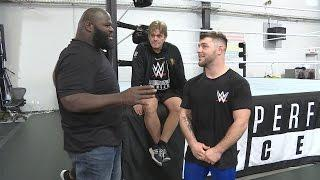 WWE Provides A Look Into Mark Henry's Role As A Talent Scout