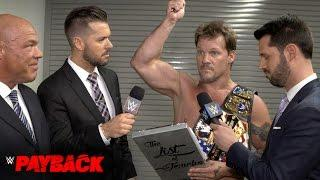 Fight-Size Post-Payback Update: Chris Jericho Says Goodbye To Raw, Bayley, Alexa Bliss, Braun Strowman, Seth Rollins, Matt Hardy, More!