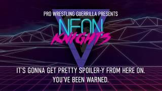 PWG Neon Knights Review