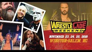 WrestleCade Airing On Fite TV This Month