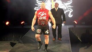 WWE Universal Champion Brock Lesnar Set To Appear On RAW
