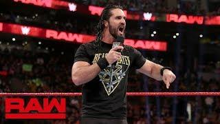 Seth Rollins Feels That There Is A Lot Of Pressure On Him To Be The Man On WWE RAW