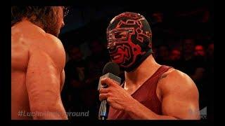 Fight Size Update: Smackdown Fallout, Lucha Underground and NXT Previews, Batista's New Movie Role & More!