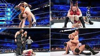 WWE Smackdown Live Match Ratings And Notes For 6/19/18 From Sean Ross Sapp