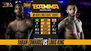 Bellator MMA Signs Fabian Edwards