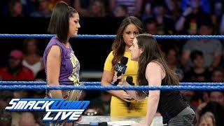 Bayley To Defend SmackDown Women's Title Against Nikki Cross On 11/1 WWE SmackDown