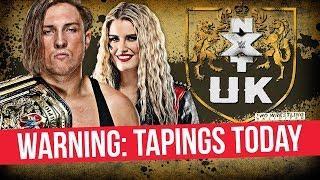 SPOILERS: NXT U.K. TV Tapings (10/14/18): NXT U.K. Women's Title Match, NXT U.K. Tag Titles Unveiled, More