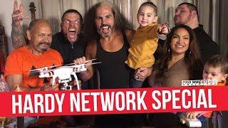 'House Hardy' Halloween Special Airing On The WWE Network Following The 'Evolution' PPV