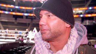 Batista Opens Up About His Troubled Youth And His Battles With Social Anxiety